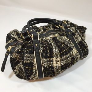 Zara Clothe Duffel Bag